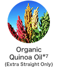 Organic Quinoa Oil(Extra Straight Only)