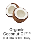 Organic Coconut Oil(EXTRA SHINE Only)